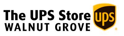 2020 The UPS Store Walnut Grove Logo_outline
