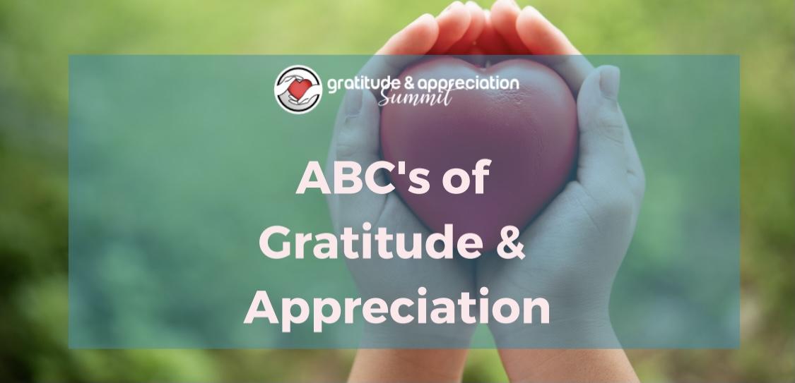 Gratitude & Appreciation Summit